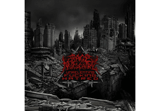 Rage Nucleaire - Unrelenting Fucking Hatred - (CD)