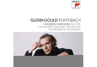 Glenn Gould - Glenn Gould Plays Bach - Goldberg Variations [CD]
