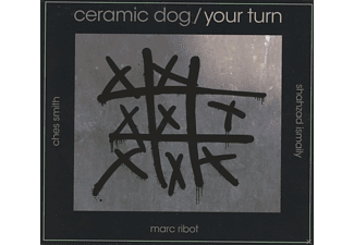 Ceramic Dog - Ceramic Dog/Your Turn [CD]