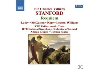 Kerr, Lucey, Mcgahon, Leeson-williams, National Symphony Orchest, Adrian/rte Nso Ireland Leaper - Requiem - (CD)