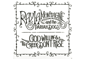 Ray Lamontagne And The Pariah Dogs - GOD WILLIN & THE CREEK DON T RISE - (CD)
