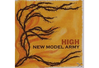 New Model Army - High - (CD)