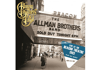 The Allman Brothers Band - Selections From Play All Night (Vinyl LP (nagylemez))
