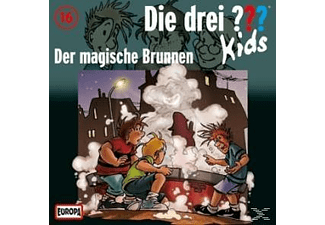 SONY MUSIC ENTERTAINMENT (GER) Die drei ??? Kids 16: Der magische Brunnen