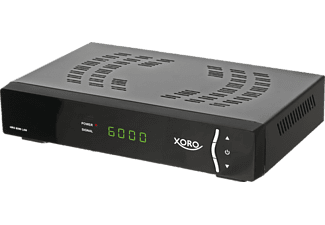 xoro hrs 8590 sat receiver single media markt. Black Bedroom Furniture Sets. Home Design Ideas