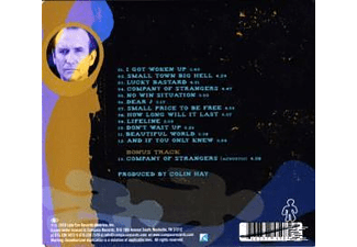 Colin Hay - Company Of Strangers [CD]