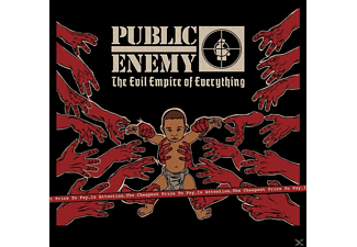 Public Enemy - The Evil Empire Of Everything - (CD)