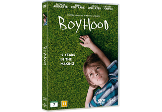 Boyhood Drama DVD