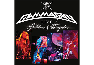 Gamma Ray - Live - Skeletons & Majesties (CD)
