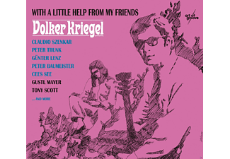 Volker Kriegel - With A Little Help From My Friends [CD]