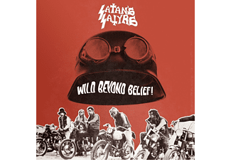 Satan's Satyrs - Wild Beyond Belief! [CD]