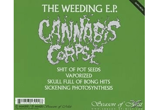 Cannabis Corpse - The Weeding (Re-Release) [CD]