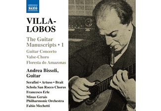 Bissoli Andrea - Guitar Manuscripts Vol.1 - (CD)