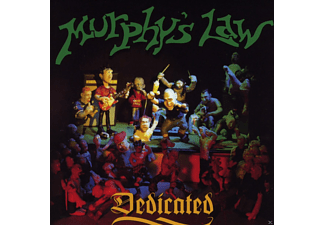 Murphys Law - Dedicated - (CD)