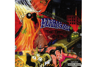 Murphys Law - The Party's Over [CD]