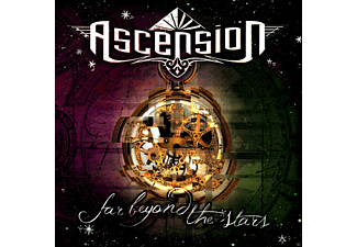 Ascension - Far Beyond The Stars [CD]