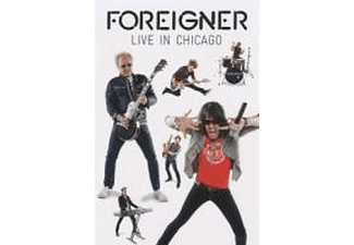 Foreigner - Live In Chicago (DVD)