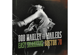 Bob Marley, The Wailers - Easy Skanking In Boston '78 - (CD)