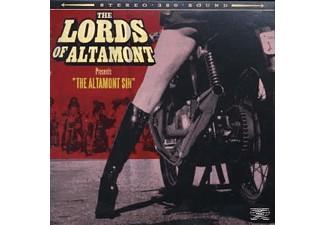 The Lords Of Altamont - Altamont Sin - (CD)