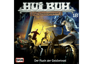 SONY MUSIC ENTERTAINMENT (GER) HUI BUH - Die neue Welt 18: Der Fluch der Geisterinsel