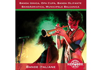 VARIOUS - Bande Italiane - (CD)