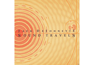 Jack DeJohnette - Sound Travels - (CD)