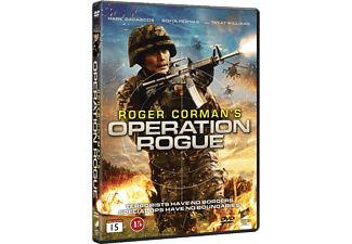 Roger Corman's Operation Rogue Action DVD
