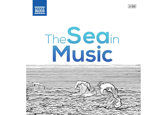 Dohnanyi/Lloyd-Jones/RSNO - The Sea In Music [CD]