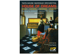 Tafelmusik Baroque Orchestra - House Of Dreams - (DVD + CD)