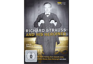 Diverse/Gesang - Richard Strauss and his Heroines - (DVD)