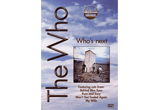 The Who - Who's Next - (DVD)