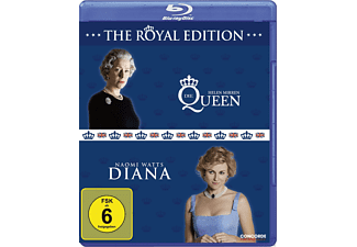 The Queen / Diana - (Blu-ray)