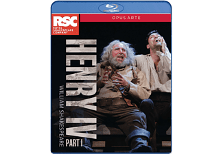 Britton/Sher/Hassel/Doran/+ - Henry IV Part 1 - (Blu-ray)