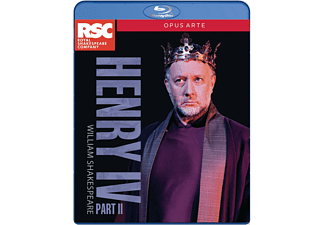 Britton/Sher/Hassel/Doran/+ - Henry IV Part 2 [Blu-ray]