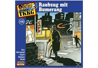 SONY MUSIC ENTERTAINMENT (GER) 138/Raubzug mit Bumerang