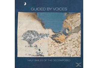 Guided By Voices - Half Smiles Of The Decomposed - (CD)