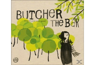 Butcher The Bar - Sleep At Your Own Speed [CD]