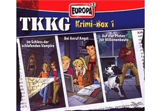 - TKKG Krimi-Box 01 - (CD)