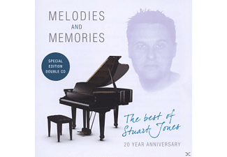 Stuart Jones - Melodies And Memories - (CD)