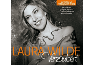 Laura Wilde - Verzaubert (Fan Edition) - (CD)