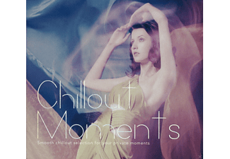 VARIOUS - Chillout Moments - (CD)