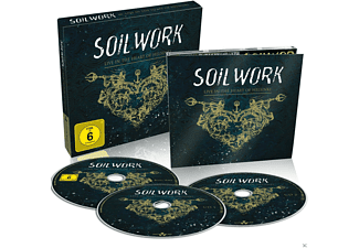 Soilwork -  Live In The Heart Of Helsinki [DVD + CD]