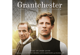 Ost-original Soundtrack Tv - Grantchester - (CD)
