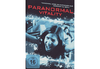 Paranormal Vitality - (DVD)
