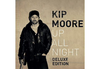 Kip Moore - Up All Night-Deluxe Edition [CD]