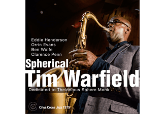 Tim Warfield, Orrin Evans, Ben Wolfe, Duke Henderson - Spherical [CD]