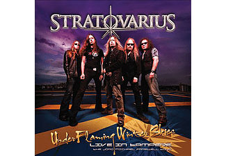 Stratovarius - Under Flaming Winter Skies - Live In Tampere (DVD)