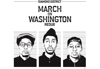 Diamond District - March On Washington Redux - (CD)