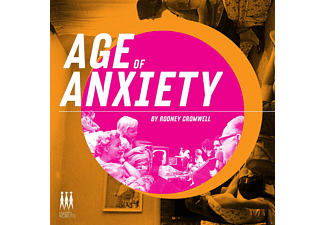 Rodney Cromwell - Age Of Anxiety - (CD)