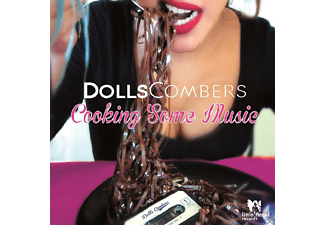 Dolls Combers - Cooking Some Music - (CD)